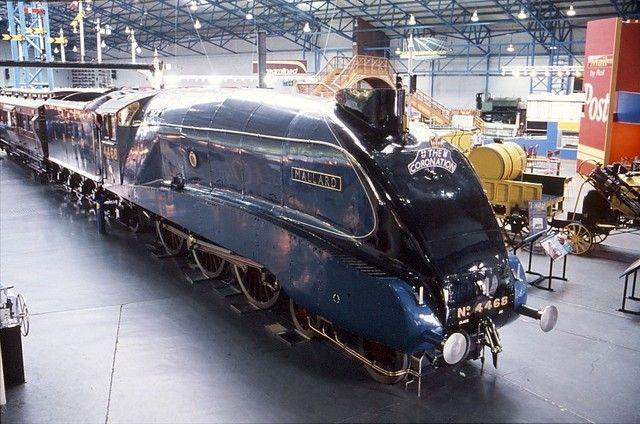 旧LNER A4形、マラード号