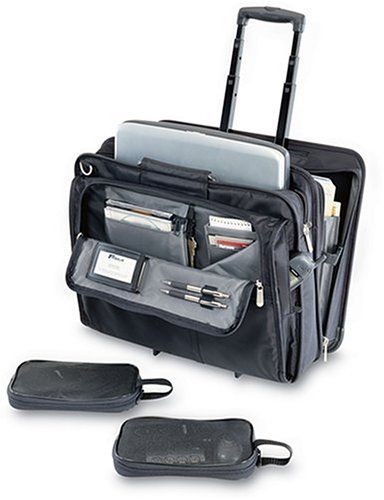 Targus Xl Rolling Case Designed For 17 Inch Notebooks