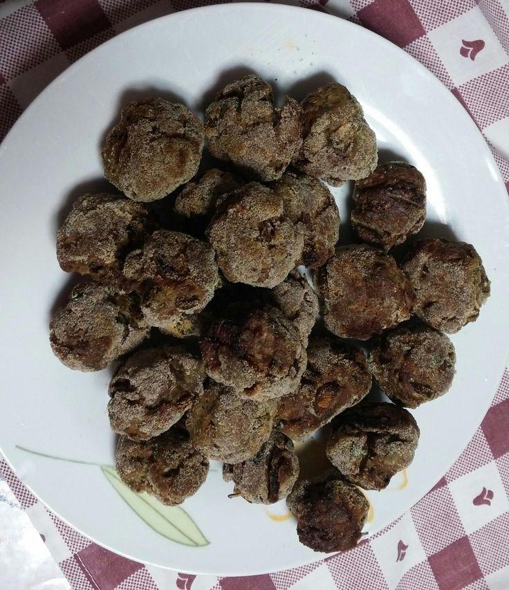 Κεφτεδάκια στο φούρνο (είναι σαν τηγανιτά!!!) (2 μονάδες) – Η δίαιτα των μονάδων