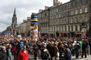 What the Edinburgh Fringe Festival Taught Me About Digital Marketing