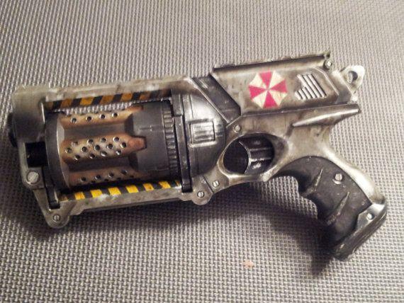 Nerf Maverick Rev 6 - Nerf Gun Attachments