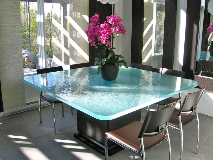 Glass Panels And Countertops From ThinkGlass   Products, Countertops,  Kitchen   Residentialarchitect Magazine