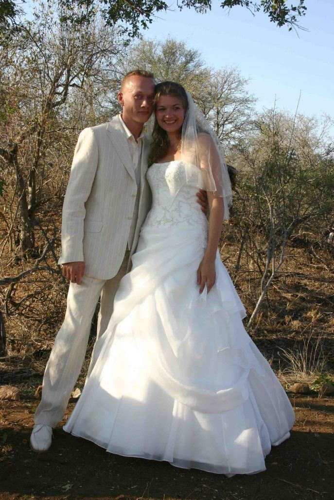 Onze eigen safari bruiloft in Zuid-Afrika