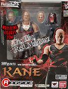 Undertaker - WWE SH Figuarts Bandai Tamashii Nations WWE Toy Wrestling Action Figure