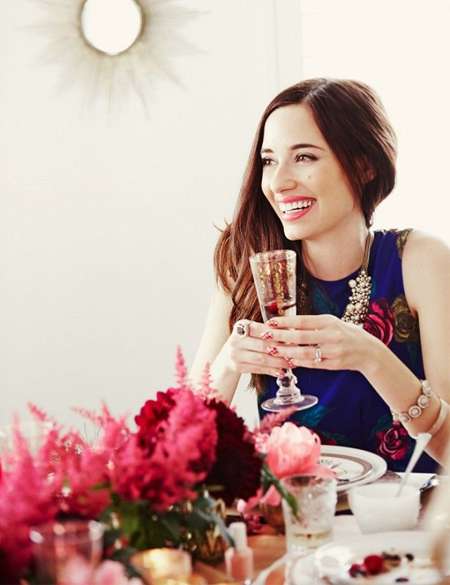 Meet your hostess for the afternoon the stunning Mara Ferreira from M Loves M.