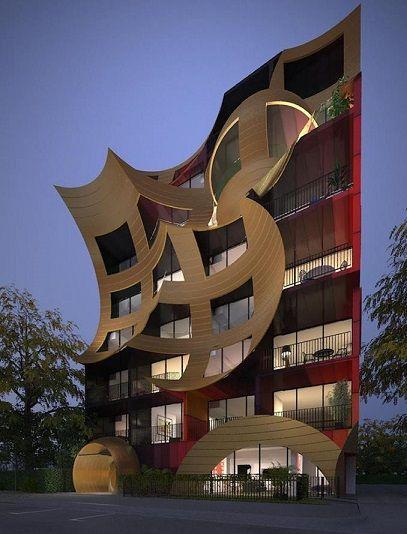 Orbis apartments in Melbourne, Australia