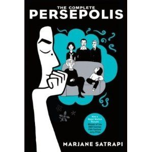 Persepolis by Marjane Satrapi: Graphics Novels, Graphic Novels, Iranian Revolutions, Graphics Illustrations, Comic Books, Private Life, Complete Persepoli, Islam Revolutions, High Schools
