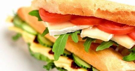 I nostri panini sono famosi in tutta la città!!!
