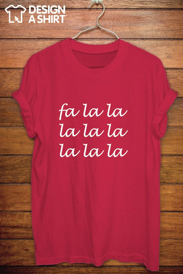 Design your own t-shirt hanes - Make Your Own Christmas Themed T Shirt At Www Designashirt Com We