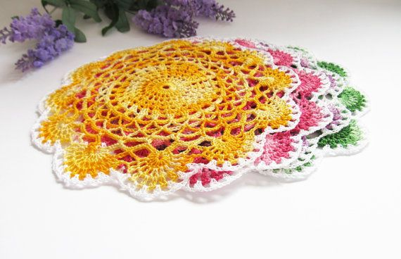 Spring Crochet Nursery Decoration  by Junikid
