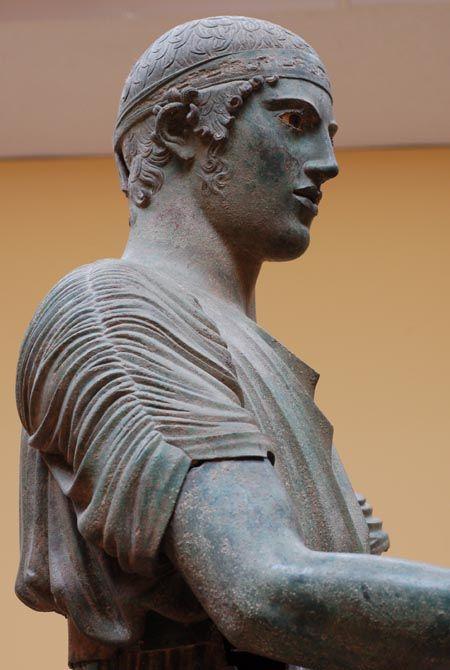 charioteer of Delphi