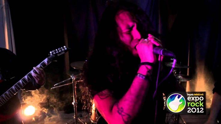 Galadvagor - Perdido - en vivo ExpoRock 2012