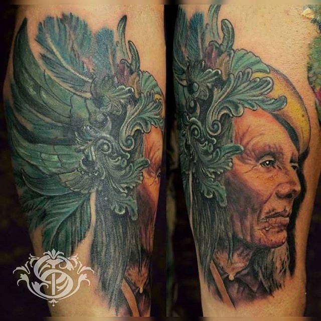 Done at @sacrotattoo  #native #nativetattoo #nativetattoos #colorful #colortattoo #bestcolortattoos #realismtattoo #realistic #relistictattoo #realisticcolortattoo #realismcolor #portrait #portraittattoo #bestrealistictattoo #sacrotattoo #caromontoyatattoo #inked #inkjunkeyz #tattooistartmag #tatuadorescolombianos #colombiatattoo