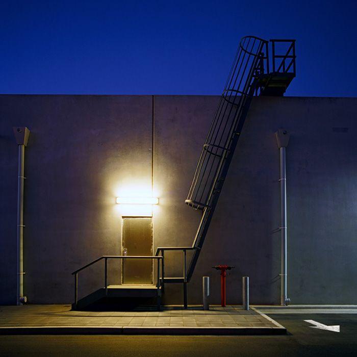 Back Door. Mark Kimber 2008
