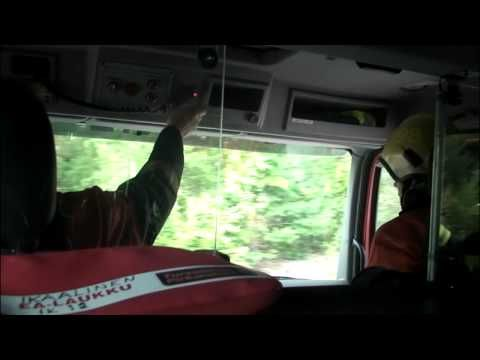 Ransun pelastuskoulu - Hätänumero 112 - Osa 4 - YouTube