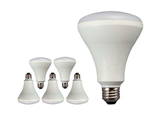 TCP LBR301027KND6 LED BR30 - 65 Watt Equivalent Soft White (2700K) Flood Light Bulb - 6 Pack TCP http://www.amazon.com/dp/B00KDZGKDS/ref=cm_sw_r_pi_dp_aaL9vb0HJPDBK