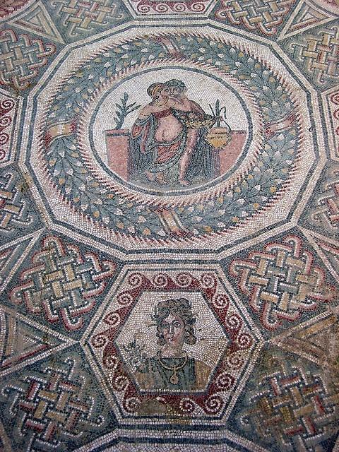 Villa Romana del Casale, Piazza Armerina, Sicily