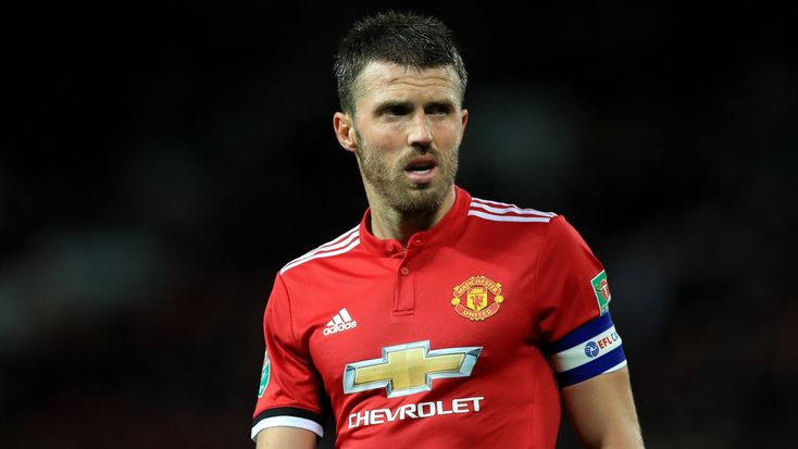 Carrick accepts offer to join United coaching staff when he retires #News #ClubNews #composite #Football #JoseMourinho