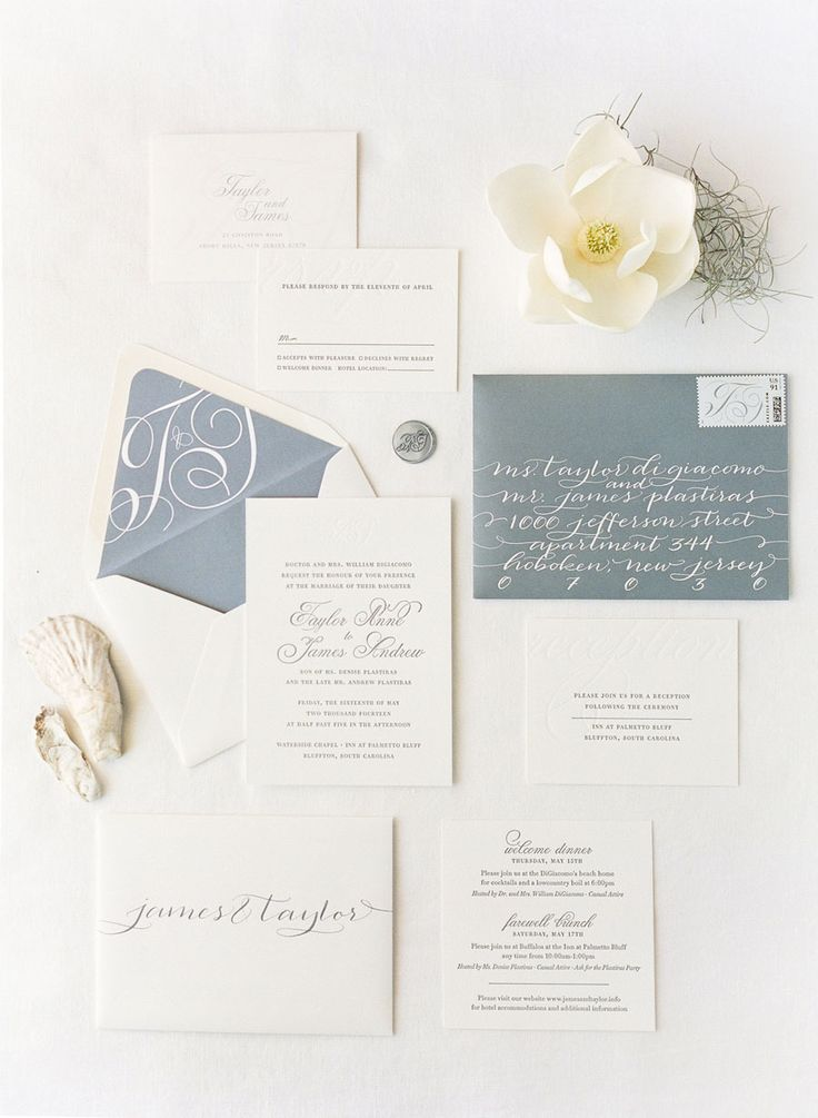 Sophisticated Southern Wedding at The Inn at