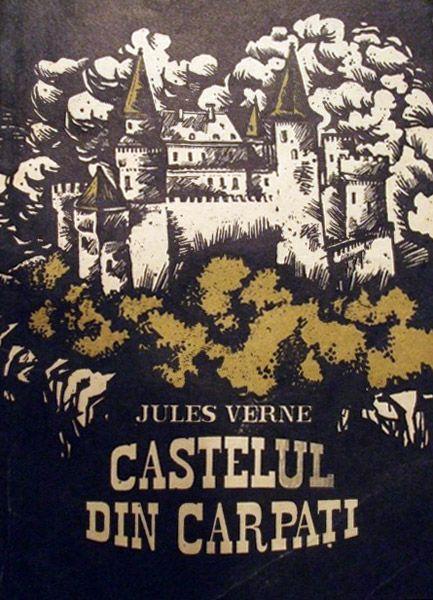 """Castelul din Carpati Jules Verne. - În apropriere de localitatea Sântamaria Orlea, la sud de orasul Hateg, se afla Cetatea Colt, """"Castelul din Carpati"""", si Biserica Colt, care se zaresc de departe, drumul din sosea pâna la ele însemnând 30 de minute de urcus."""