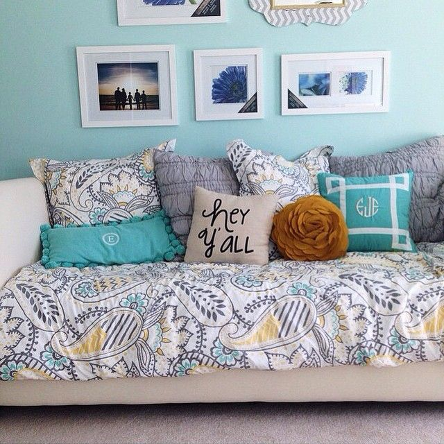 best 25 turquoise teen bedroom ideas on pinterest - Cute Teen Room Decor