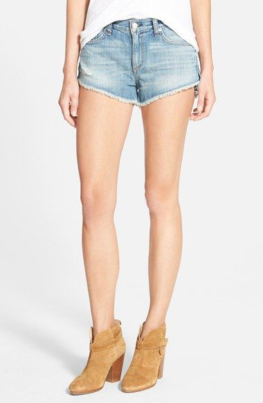 rag & bone/JEAN Cutoff Denim Shorts available at #Nordstrom