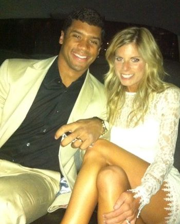 Russell Wilson's Ex Wife Ashton Meem - QB Divorce Details, New Girlfriend Lolo Jones?