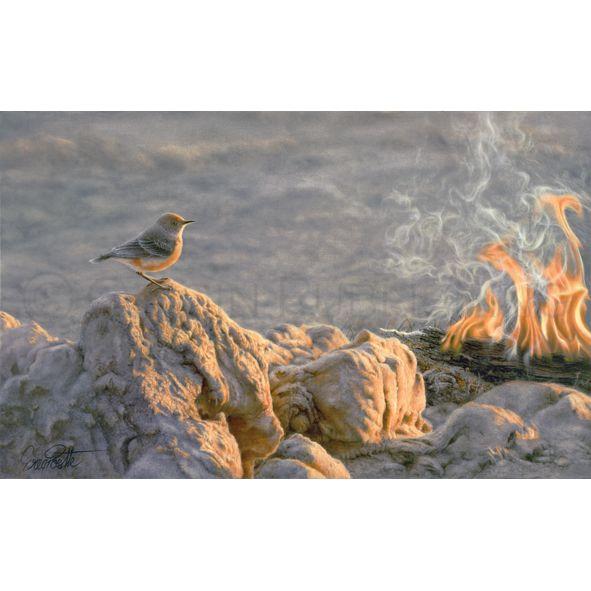 2015 Exhibition | Hot Spot | Oil on Canvas by Greg Postle #theorigincollection #artist #gregpostle