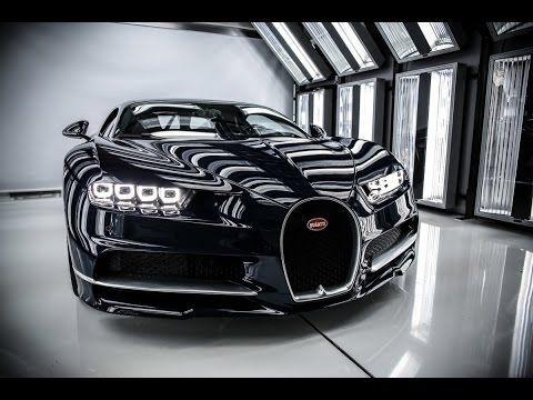Bugatti Chiron - Bau eines Supercars 2017 Doku ᴴᴰ - YouTube