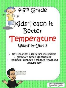 boys hats This is the first unit of the Kids Teacher it Better on Temperature  The workbook is written from a kid  39 s perspective  Your students will love it because it is a break from the traditional worksheets  In this workbook the students will learn about   What is temperature   The influence of temperature on weather   The factors that affect temperature   And various weather terms and concepts