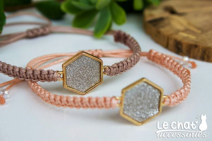 Excited to share the latest addition to my #etsy shop: Macrame bracelet with geometric motif #jewelry #bracelet #geometric #minimalist #macrame #macramebracelet #peachbracelet #beigebracelet http://etsy.me/2jcDwPG