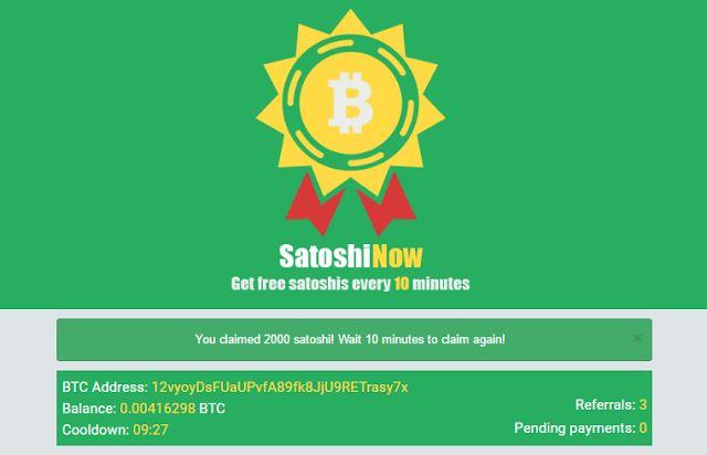 online einkommen 24: Kostenlos an Bitcoins kommen