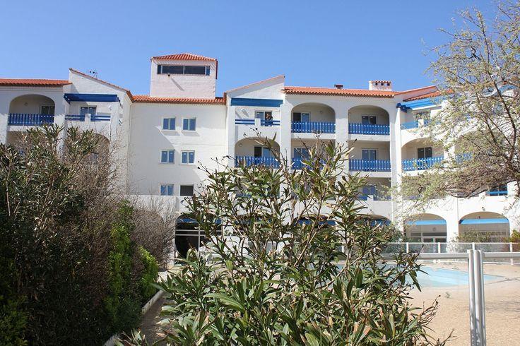 La résidence Le Grand bleu à Port Barcarès !