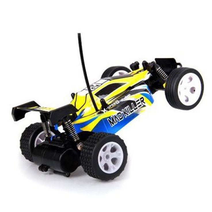 Mad Killer X-Speed Remote Control Car