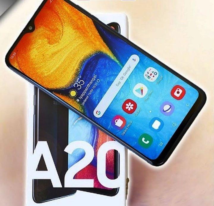 Muito Baratooo Menor Preco Ja Postadooo Samsung Galaxy A20 Dual Chip Android 9 Tela 6 4 32gb Dual Camera 13mp 5mp Octa Telefon Kilifi Telefonlar Kiliflar