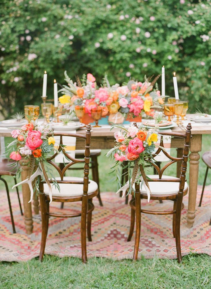 Photo by Bryce Covey, Floral Design by Primary Petals, Event Styling by Bash, Please