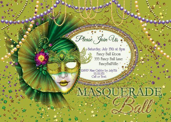 mascarada, carnaval, mascarada, mascarada partido, invitaciones de la mascarada, invitaciones, fiesta de disfraces, invitaciones