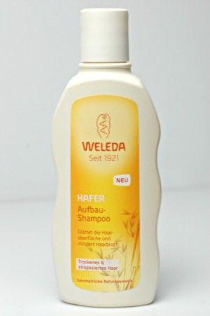 weleda hafer shampoo ohne silikone one sulfate