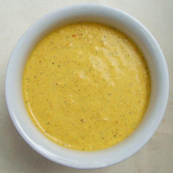 Aji Dipping Sauce / Crema De Aji Amarillo