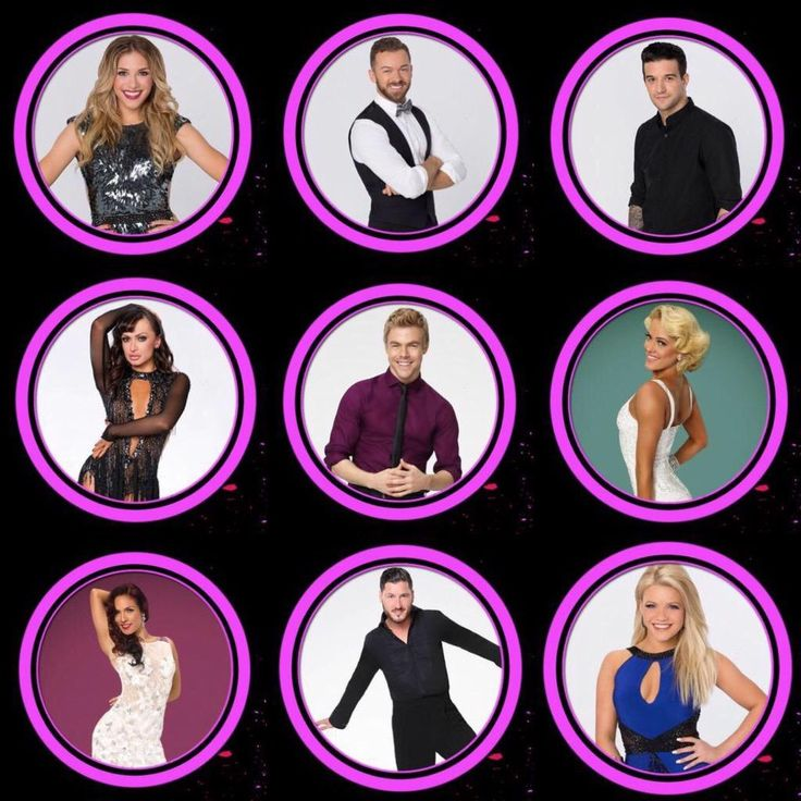 Here are your first 9 confirmed #DWTS Pros for Season 21!!