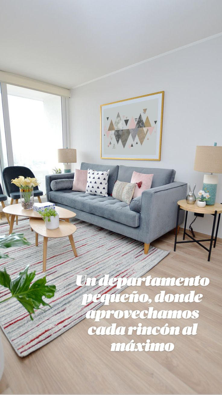 Diy Bedroom Decor, Living Room Decor, Apartment Interior, Home Decor Furniture, Room Inspiration, Living Room Designs, Interior Design, Chile, Sweet