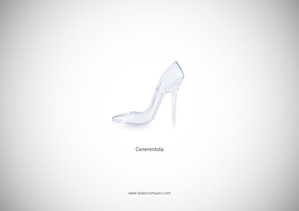 Famous Shoes, Iconic Footwear of Celebrities by Federico Mauro