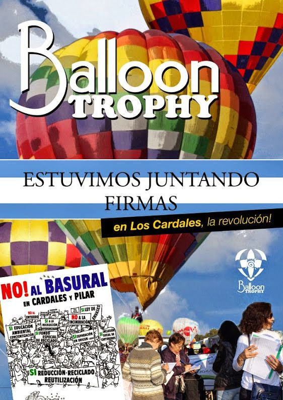 Balloon Trophy