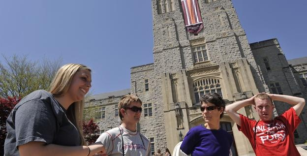 Shadows lifting five years after Virginia Tech shooting