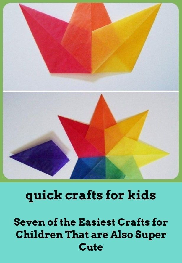 Want To Know More About Quick Crafts For Kids Cool Kids Craft