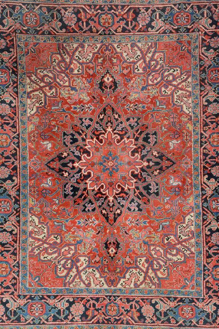Heriz 'Rug',, Heriz 'Rug', Persia, circa 1940, wool/cotton, approx. 186 x 147 cm,