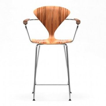 cherner metal base stool armchair counter stoolsbar stoolswet barsmodern