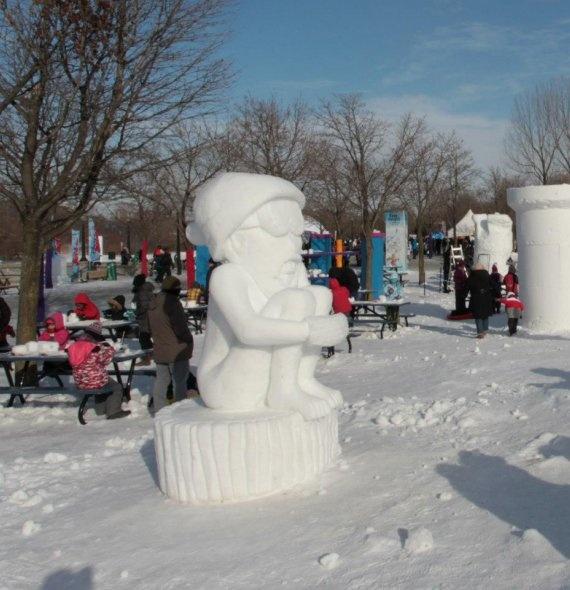 "Montreal Snow Festival. Montreal Snow Festival. ""Montreal Snow Festival"""