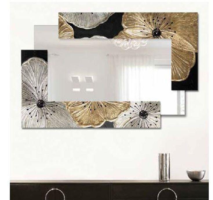 Espejos modernos espejos de cristal espejos baratos for Espejos modernos cristal