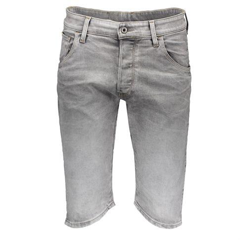 Deze mooie grijze shorts van G-Star Raw vind je nu in de uitverkoop via Aldoor! #mannen #heren #mode #korte #broek #jeans #shorts #grey #mensfashion #sale
